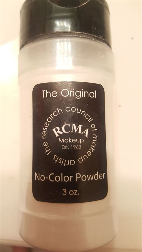 Bedak Rcma No Color Powder rcma no color powder reviews photos ingredients