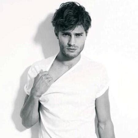 jamie dornan owl in a towel man candy monday men in white gabriel emerson and