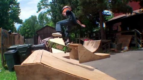 how to make a backyard backyard skatepark