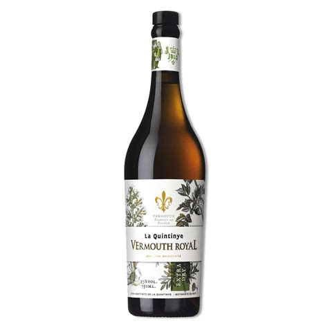 extra dry la quintinye royal extra dry vermouth 75cl drinksupermarket