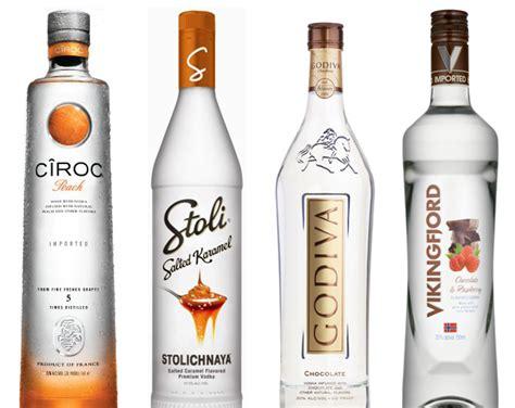 flavored vodka martini recipes