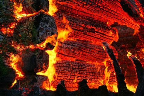 burning wooden house stock photo colourbox