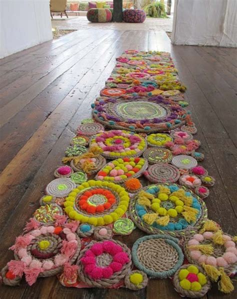 interesting rugs 17 fascinating diy ideas to make interesting rugs for your