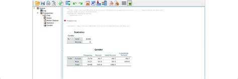 spss output viewer window stats made easy learning the basics of ibm spss