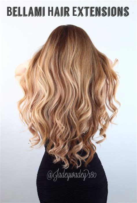 bellami hair lengths bellami hair extensions review kissable complexions