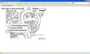 2005 Nissan Altima Crank Sensor Where Is The Craft Sensor Nissan Altima 2005 Images Frompo