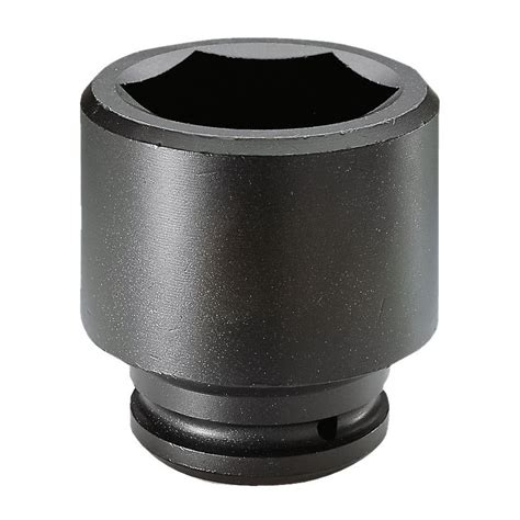 Impact Socket Regular 6pt Sq Drive 1 Inch Size 20mm Wipro facom 1 1 2 square drive metric 6pt impact sockets