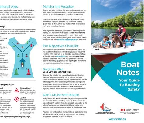 boating accident ontario september 2018 boating safety overview foca