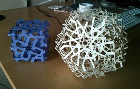 Geometric Pattern Used In Computer Models | interwoven islamic geometric patterns isohedral