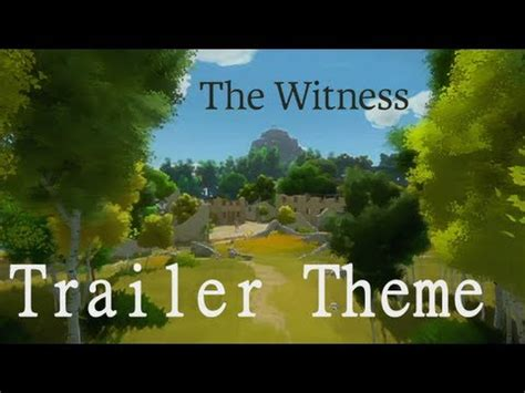 the witness ps4 walkthrough ios android guide unofficial books the witness screenshot trailer doovi