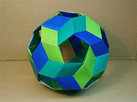 Origami Sphere - katakoto origami the way of quot unit origami quot
