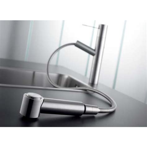 kwc ono tap with pull out spray 10151033 sinks taps taps
