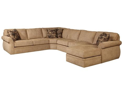 broyhill sectional sofa broyhill living room sectional 6170 6171