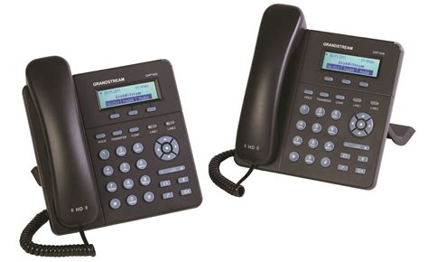 new grandstream gxp1400 and gxp1405 voip phones telcodepot