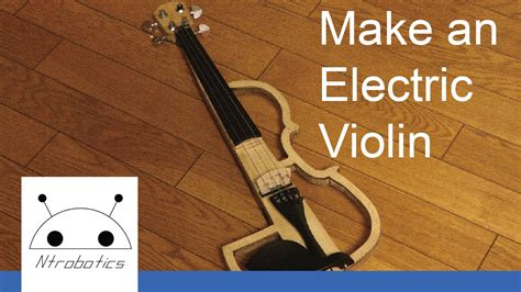 what do you need to make an electric circuit diy project an electric violin