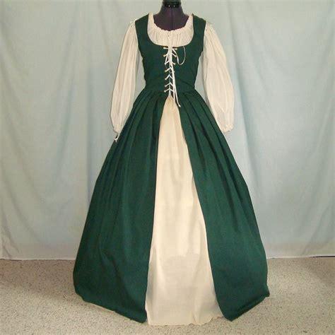 Airish Dress renaissance dress gorgeous overdress small forest