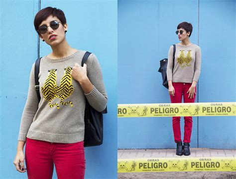 Dress Xiomi seminario anemona tiger wool sweater xiomi