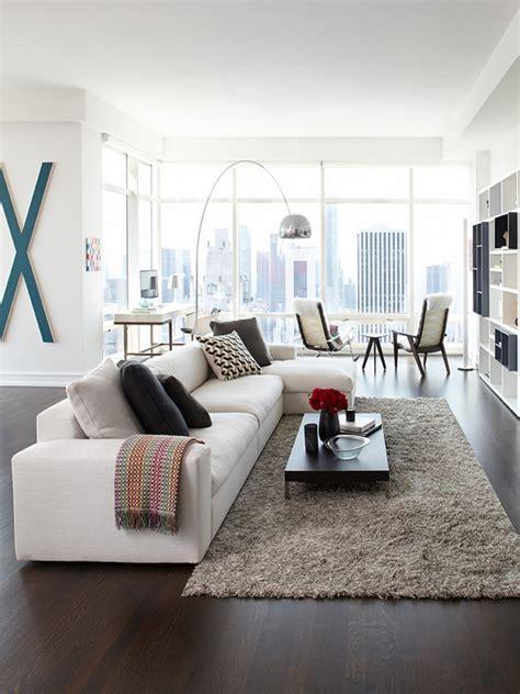 Teppiche Im Wohnzimmer by Hochflor Shaggy Teppich 120 Ideen F 252 R Wohnzimmer Einrichtung