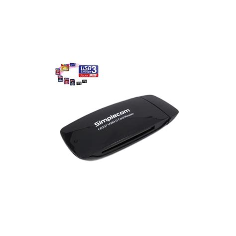 Card Reader 4 Slot All In 1 Epro T1910 4 simplecom cr307 superspeed usb 3 0 all in one card reader