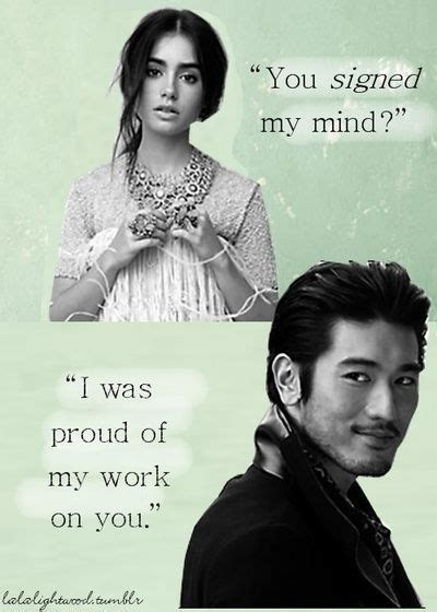 godfrey gao the mortal instruments city of bones the mortal instruments godfrey gao lily