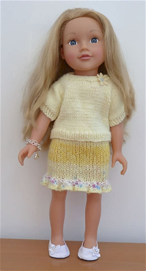 t shirt pattern for american girl doll ravelry plain t shirt for 18inch dolls pattern by