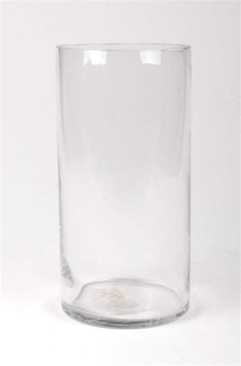 20 Cylinder Vase by Cylinder Vase 12 X 20cm Florist Wedding Home Ebay