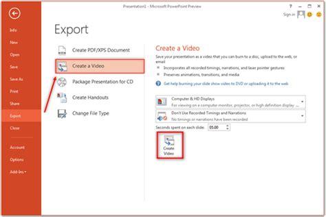 powerpoint tutorial pdf 2013 como converter powerpoint 2013 para v 237 deo com 225 udio