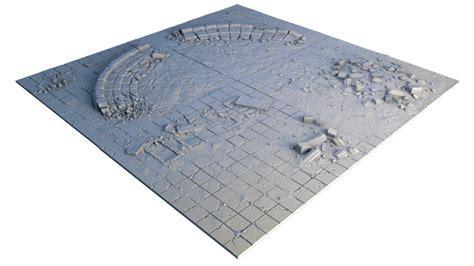 tablescapes secret weapon secret weapon tablescape modular terrain tiles bell of