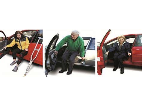 Lu Hazard Motor stander handy bar car handle elderluxe