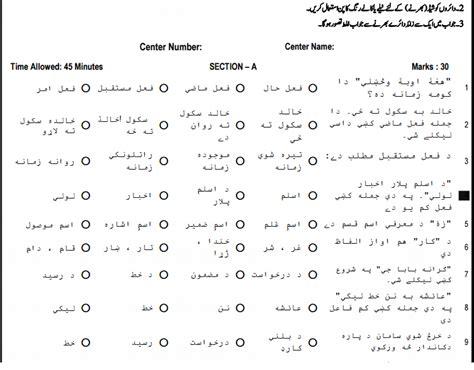 Urdu Essays For Class 5 by Peshawar Board 5th Class Guess Paper 2017 Science Urdu Maths