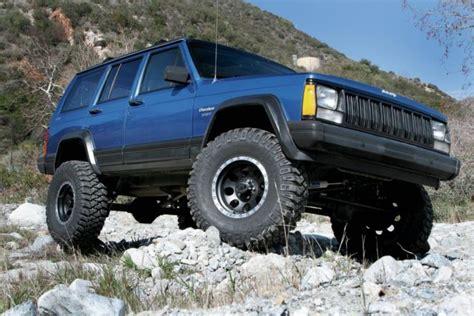 1995 jeep xj jeep xj 4 5 quot lift kit 187 titan 4x4