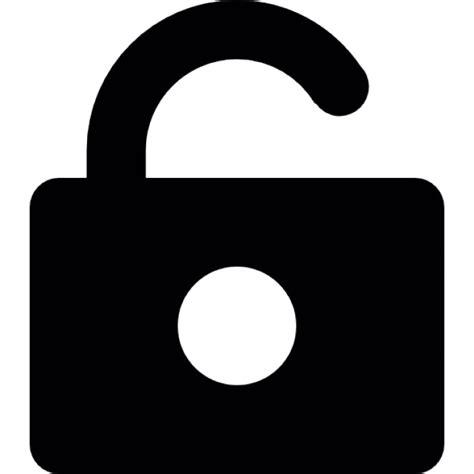 mon cadenas est bloqué ouvert cadenas ouvert d 233 verrouill 233 t 233 l 233 charger icons gratuitement