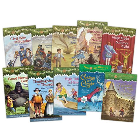 magic tree house 21 the magic tree house series books 21 30 literature books eai education