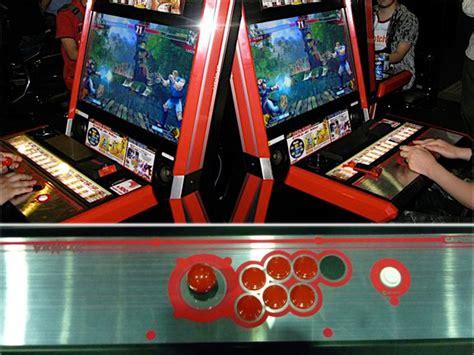 street fighter 4 arcade cabinet street fighter 4 taito vewlix arcade cabinet setup