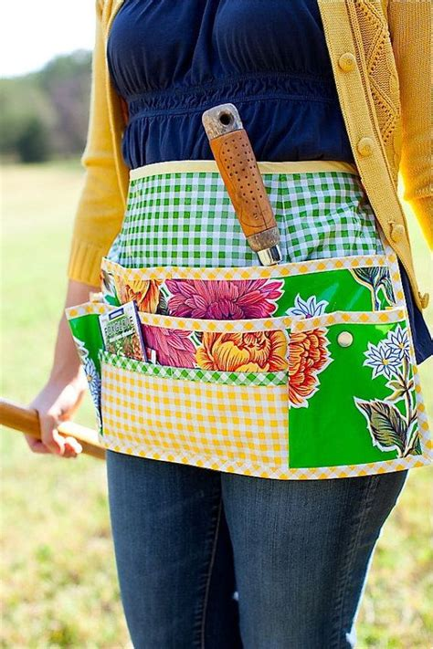 Sewing Garden Apron | 28 best gardening aprons for inspiration images on