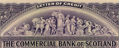 Letter Of Credit Royal Bank Of Scotland Commercial Bank Of Scotland Limited Letter Of Credit Specimen Scotland