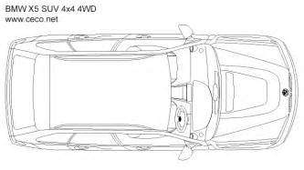 Car Plan View Gallery For Gt Bmw Car Plan View