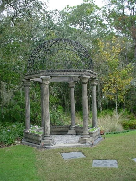 Iron Gazebo Iron Gazebo Dome Gazeboss Net Ideas Designs And Exles