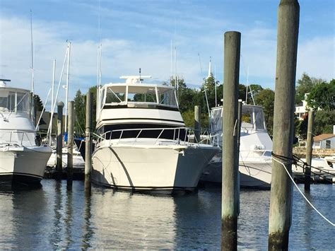 viking boats for sale in ct used viking 57 1989 yacht for sale connecticut denison