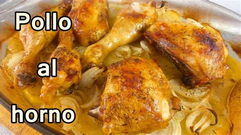 recetas de cocina faciles receta pollo al horno con papas y cebolla recetas de