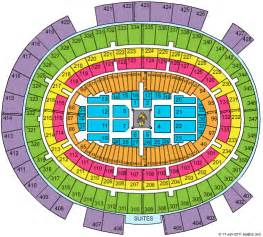 msg floor plan square garden seating chart