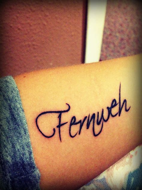 think tattoo fernweh www pixshark images galleries with