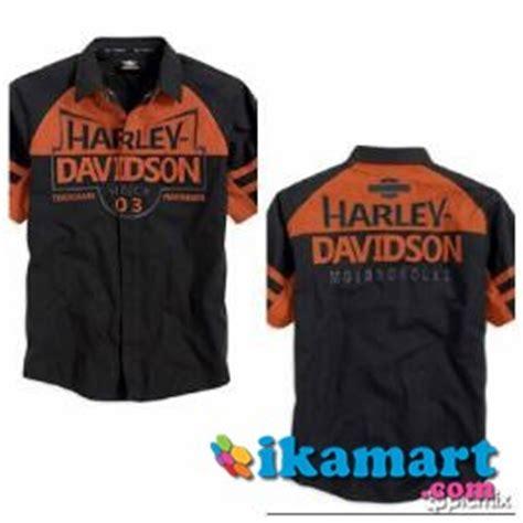 Kaos Baju Pakaian Otomotif Motor Harley Davidson Murah 1 kemeja harley davidson original murah baju pria