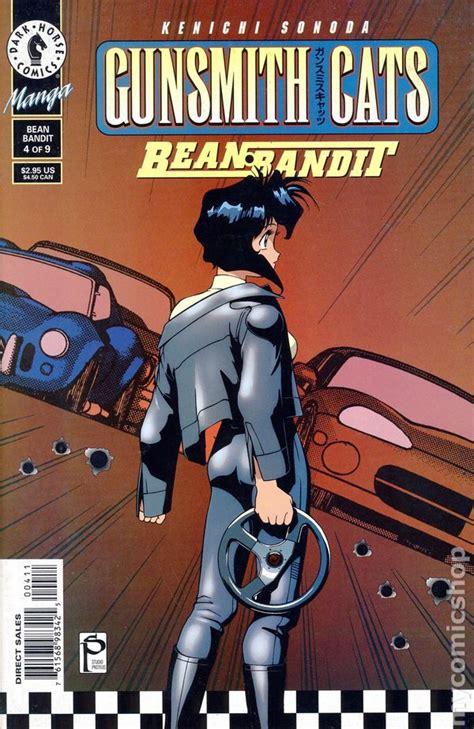 Gun Smith Cats gunsmith cats bean bandit 1999 comic books