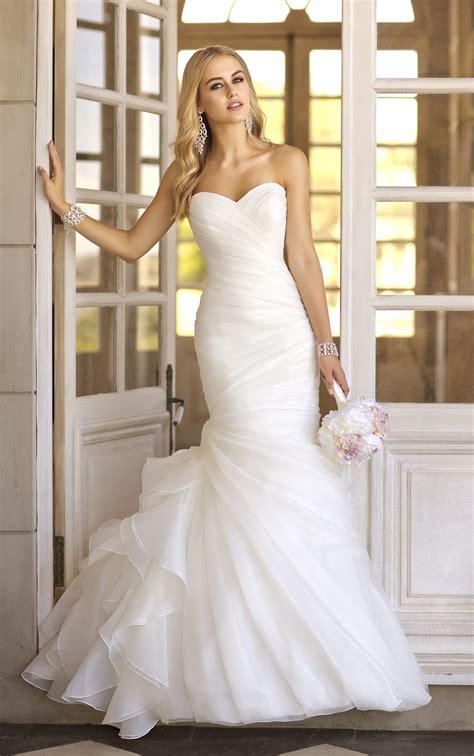 Discover New Designers Stella B by Stella York Designer Vintage Wedding Gown Wedding Dress