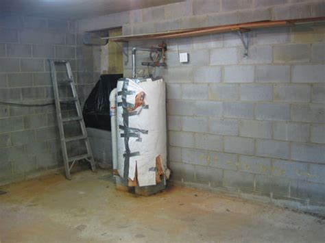 water getting in basement waterproofing a basement and getting rid of mold mildew