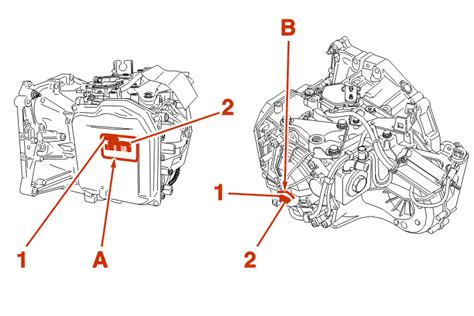 Peugeot 206 Cc Tyre Pressure The Automatic Gearbox Is Identified By A Self Adhesive