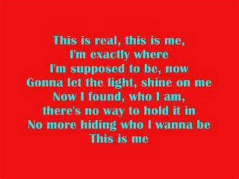 demi lovato lyrics this is me this is me demi lovato and joe jonas w lyrics youtube