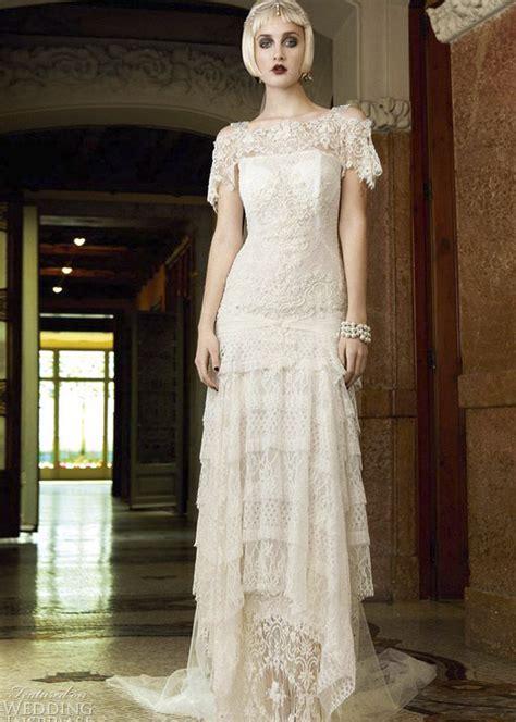 brautkleider größe 50 great gatsby ge 239 nspireerde trouwjurken in white