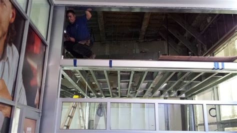 Ios Greek Kitchen Commercial Garage Door Installation Video Commercial Overhead Door Installation